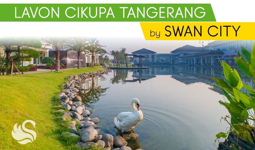 Lavon Cikupa Tangerang - Lavon Swan City - PATY Interior